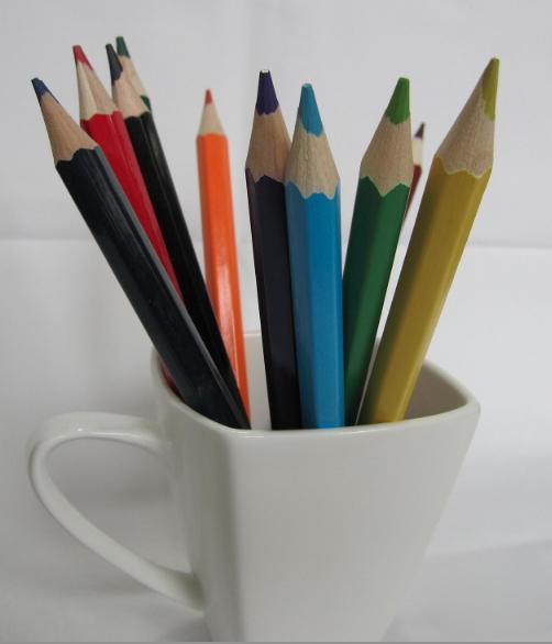 10 Jumbo Pencils