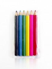 6 Mini Pencils